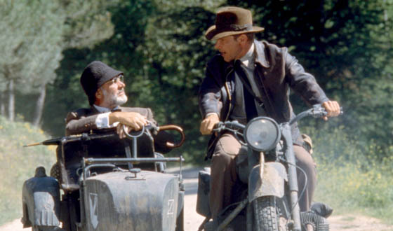 Indiana Jones and the Last Crusade [1989]