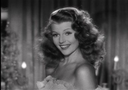 Rita Hayworth in Gilda [1946]
