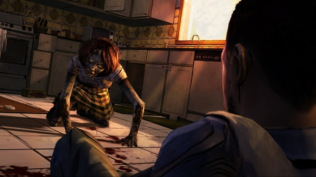 The Walking Dead, Episode 1: A New Day [PS3]