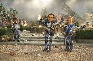 Team America: World Police [2004]