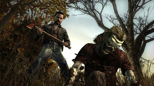 The Walking Dead, Episode 2: Starved for Help [PS3]