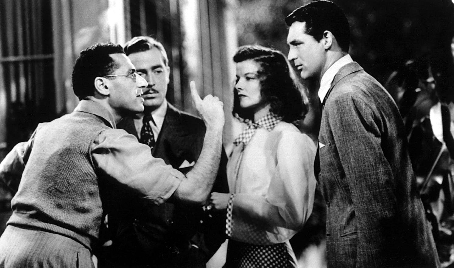 The Philadelphia Story [1940]