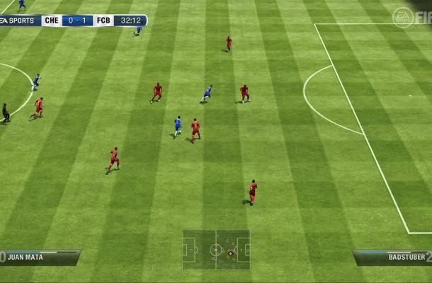 FIFA 13 [Xbox 360] -- Gameplay