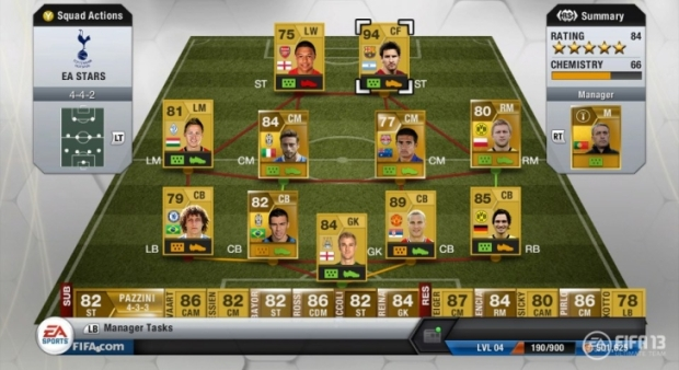 FIFA 13 [Xbox 360] -- Ultimate Team