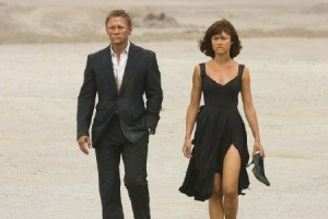 Quantum of Solace [2007]