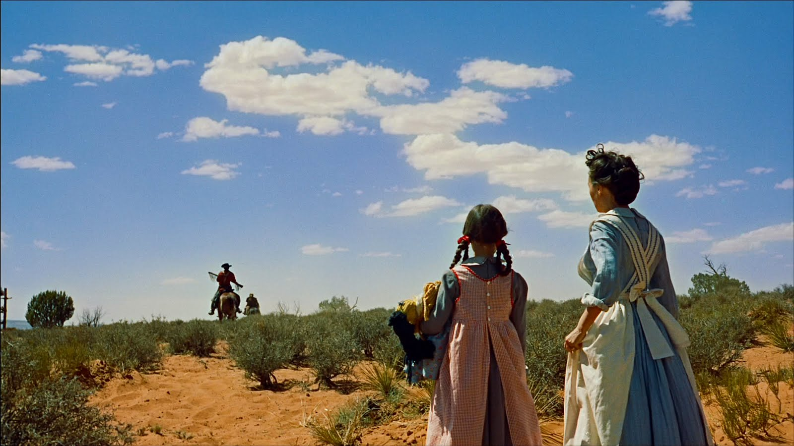 The Searchers Film