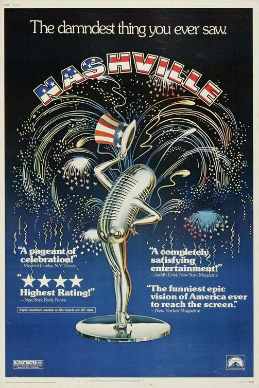 Nashville (1975)  Nashville-1975-poster