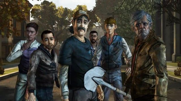 The Walking Dead [Xbox 360]