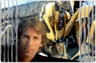 Michael Bay director of Transformers
