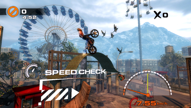 Urban Trial Freestyle [PS Vita]