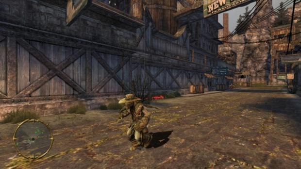 Oddworld: Stranger's Wrath HD [PS Vita, 2012]