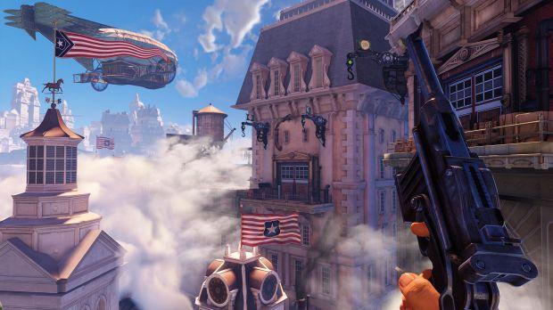 Bioshock Infinite [Xbox 360, 2013]