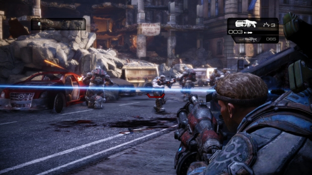 Gears of War: Judgment [Xbox 360]