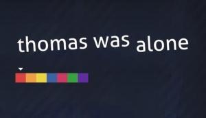 Thomas Was Alone [PS Vita/PS3]