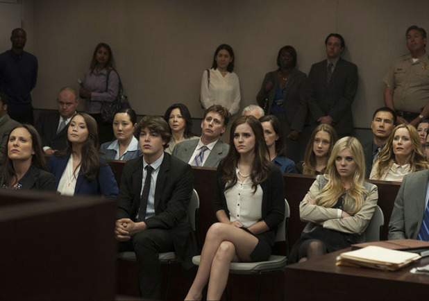 a review of the bling ring a suspenseful film This is the first scene of the bling ring, sofia coppola's unvarnished  the  movie's structure is programmatic the gang party, then rob, then.