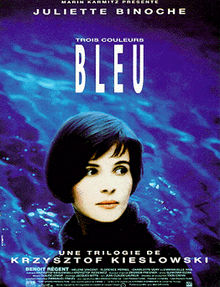 Three Colors: Blue [1993]
