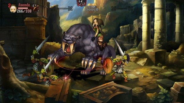 Dragon's Crown [PS Vita/PS3, 2013]
