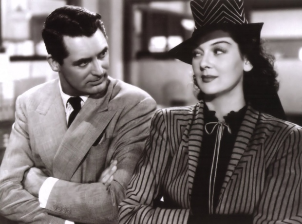 His Girl Friday [1940]