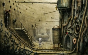 Machinarium [PS Vita, 2013]