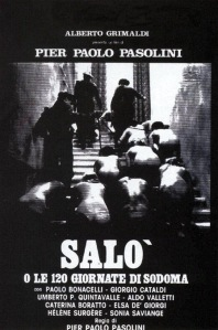 Salo, or the 120 Days of Sodom [1975]