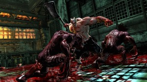 Splatterhouse [Xbox 360, 2010]
