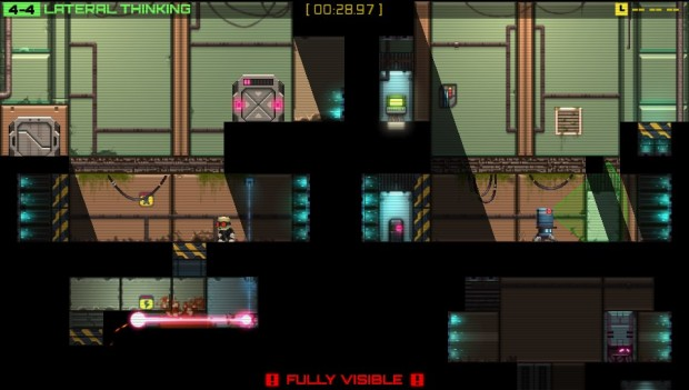 Stealth Inc. [PS Vita/PS3]