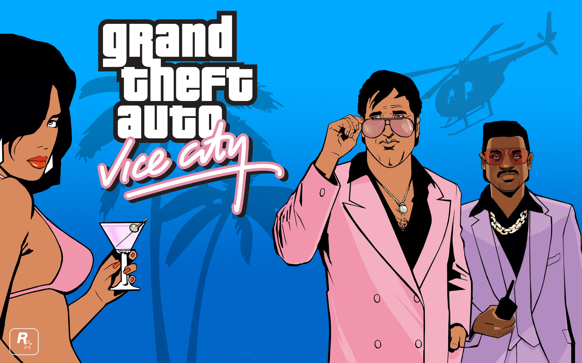 Image result for gta vice city poster