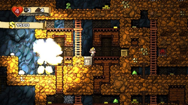 Spelunky [PS Vita/PS3]