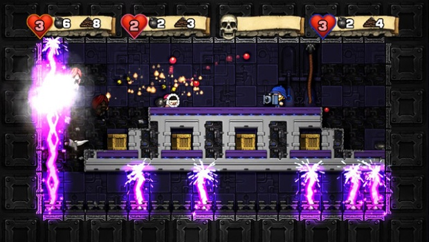 Spelunky [PS Vita/PS3]