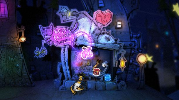 Stick It to The Man! [PS Vita/PS3]