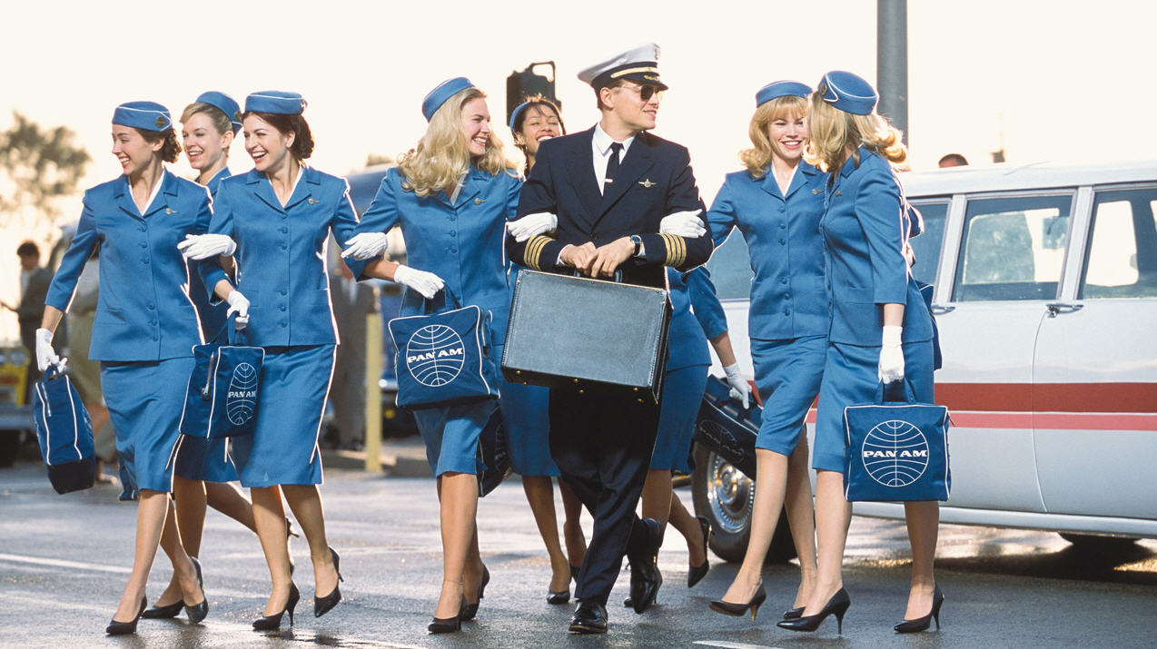 Movie Project #6: Catch Me If You Can [2002] - The Warning ...