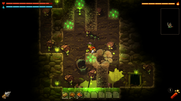 SteamWorld Dig [PS Vita/PS4]
