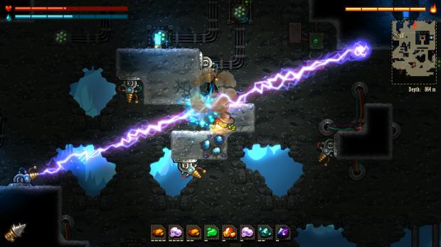 SteamWorld Dig [PS Vita/PS4]