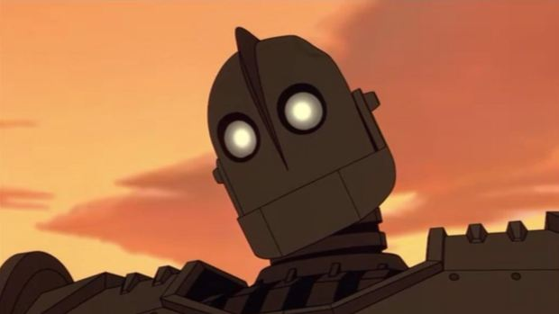 The Iron Giant [1999]