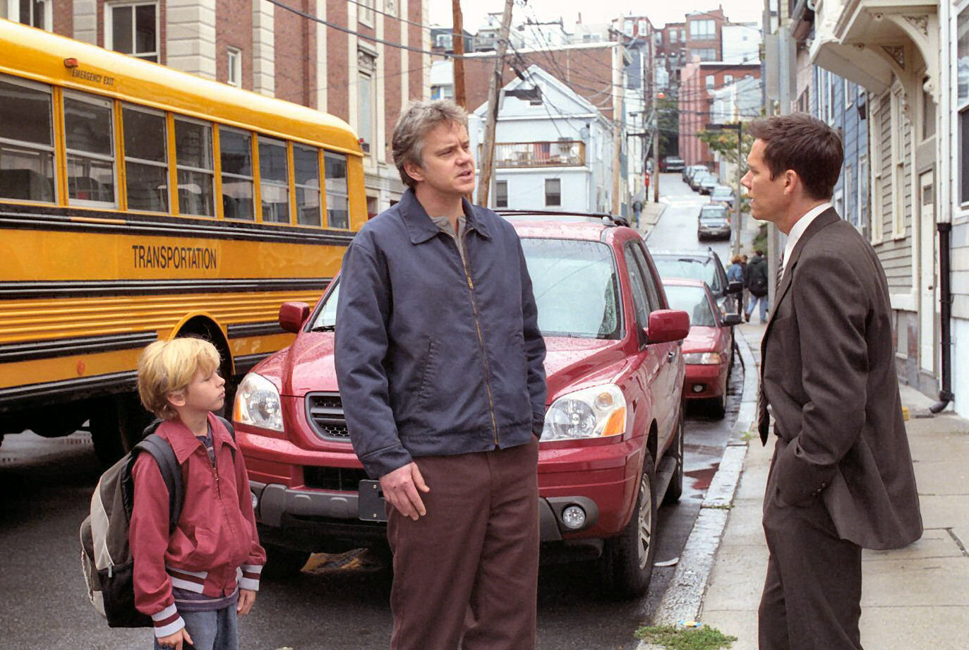 Movie Project 24 Mystic River 2003 The Warning Sign