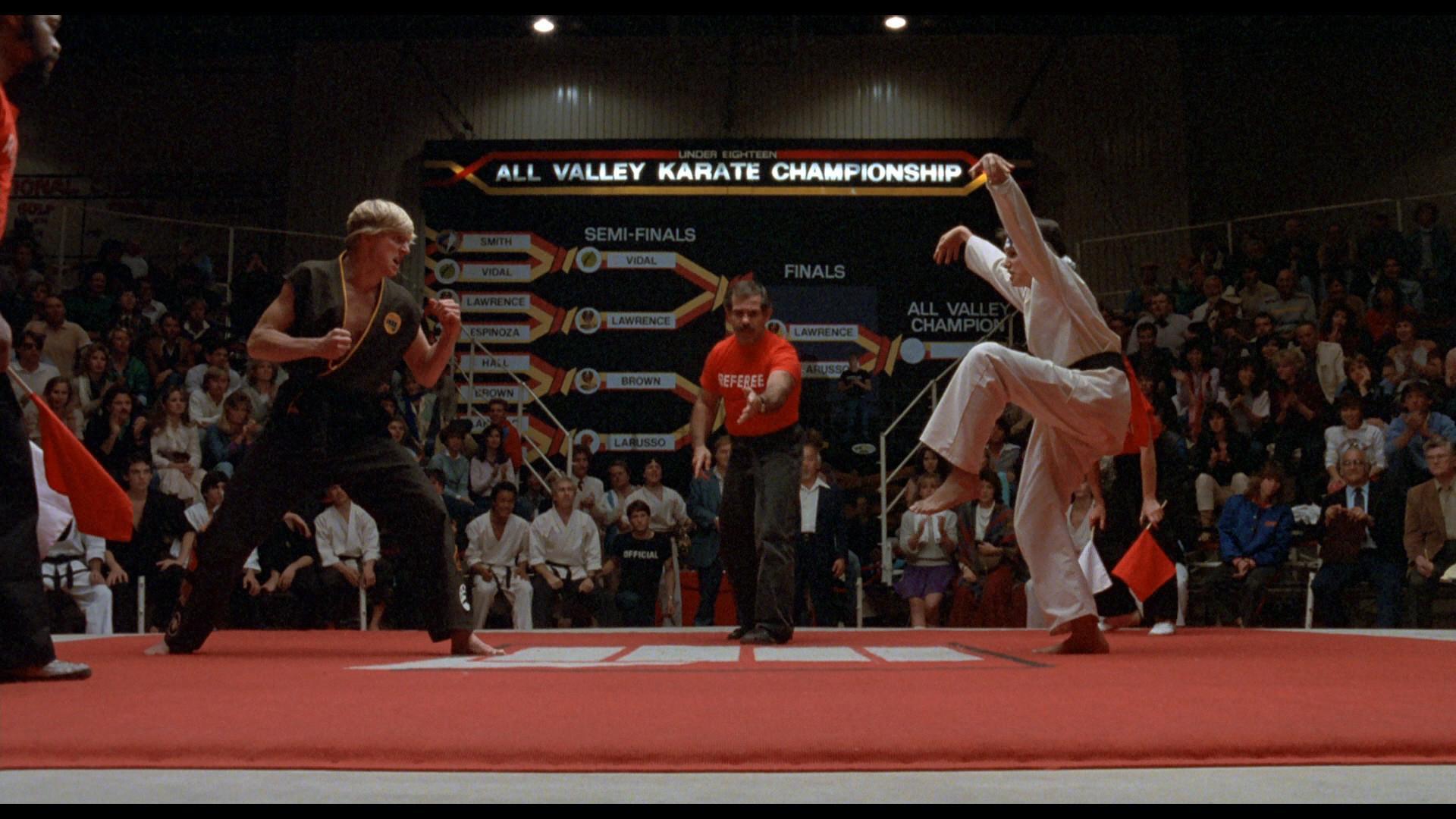 Karate Kid Tournament Part