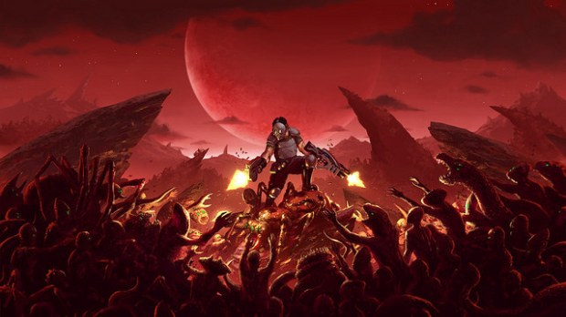 Crimsonland [PS Vita/PS4]