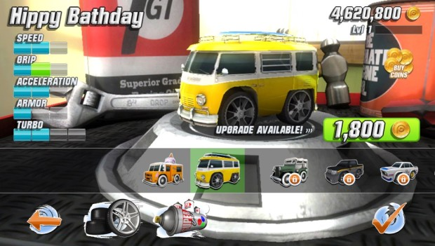 Table Top Racing [PS Vita]