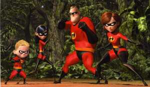 The Incredibles [2004]