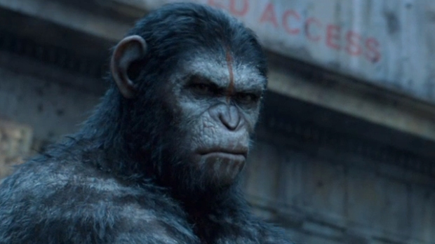 Dawn of the Planet of the Apes [2014]