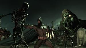 Batman: Arkham Asylum [Xbox 360]