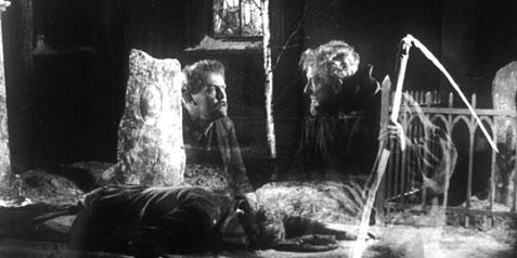 The Phantom Carriage [1921]