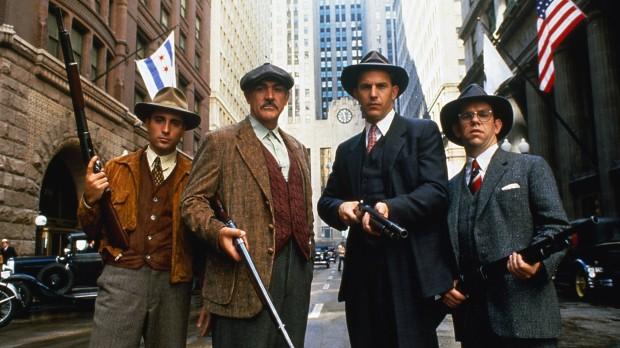 The Untouchables [1987]
