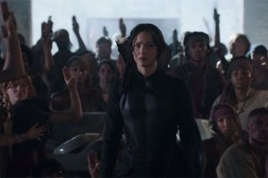The Hunger Games: Mockingjay Part 1 [2014]