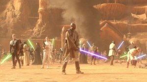 Star Wars: Episode II - Attack of the Clones [2002]