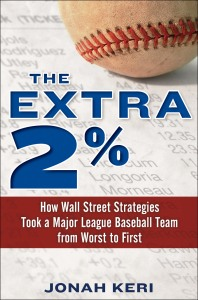 """The Extra 2%"" by Jonah Keri"