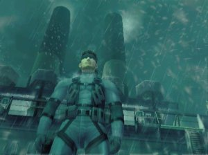 Metal Gear Solid 2: Sons of Liberty HD [PS Vita]
