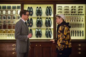 Kingsman: The Secret Service [2015]