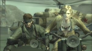 Metal Gear Solid 3: Snake Eater HD [PS Vita]