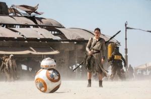 Star Wars: The Force Awakens [2015]